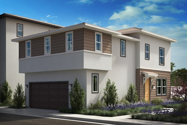 New Homes in Harbor City, CA - Elevation B