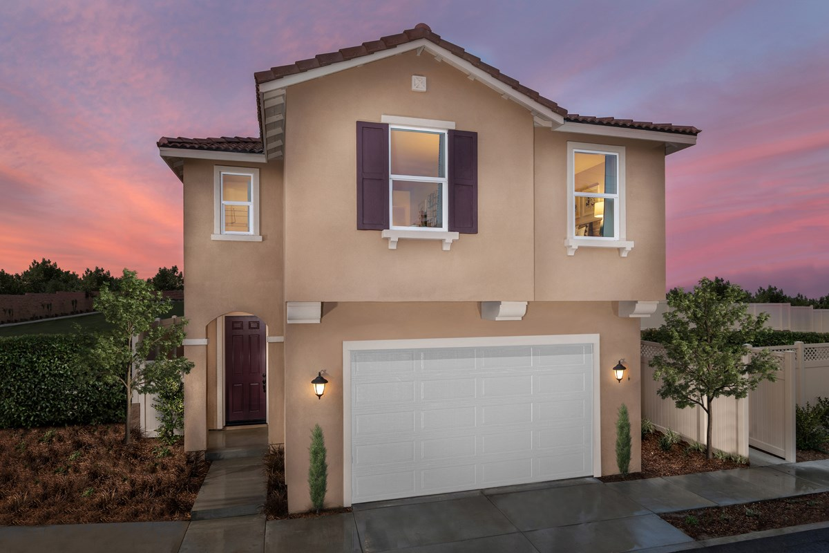 New Homes in Los Angeles, CA - Vista Pointe Residence 1