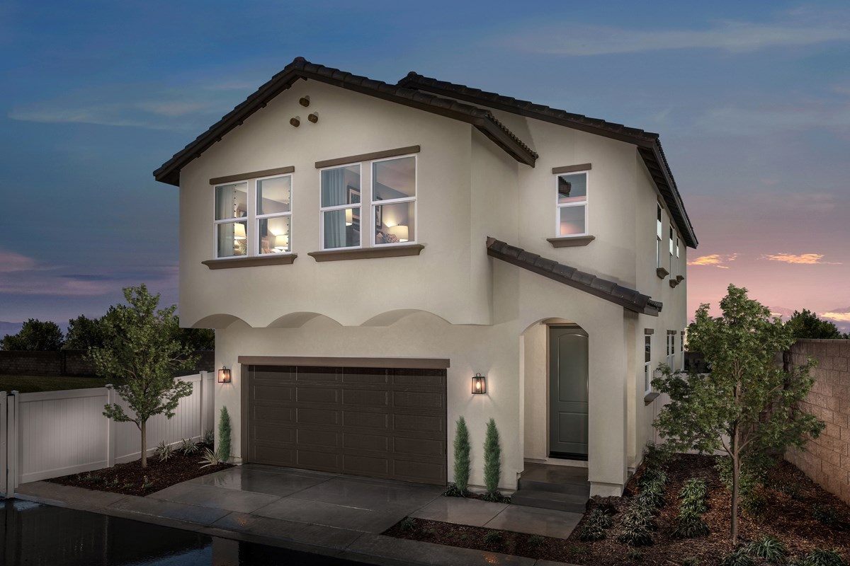 New Homes in Los Angeles, CA - Vista Pointe Residence 2
