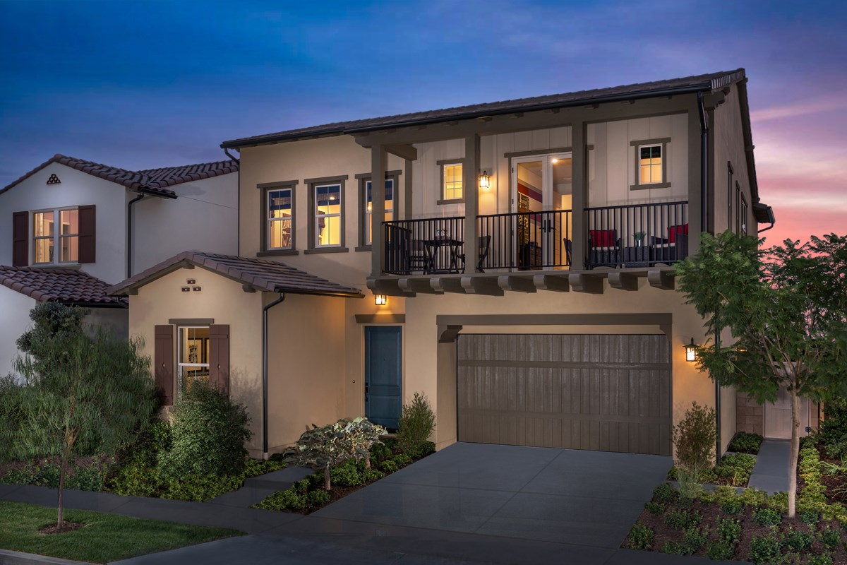 New Homes in Irvine, CA - Elderberry at Portola Springs Residence Two