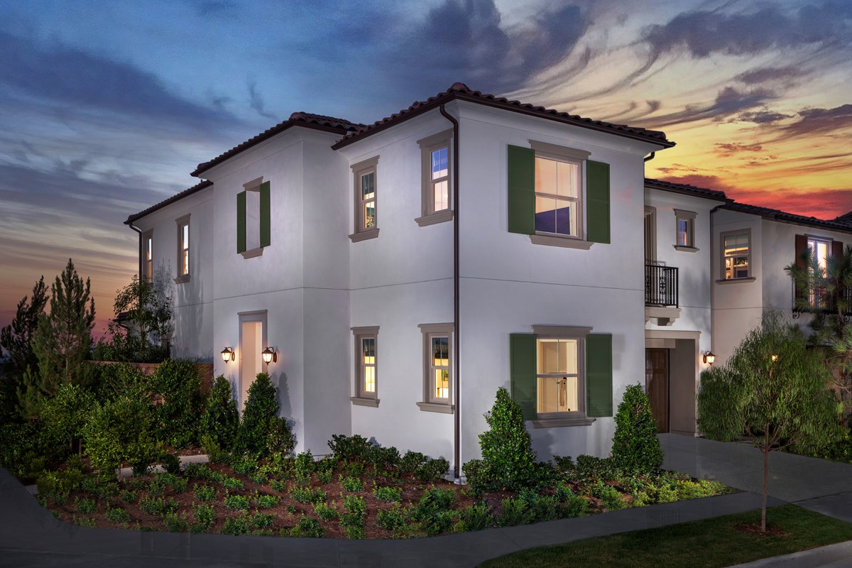 New Homes in Irvine, CA - Elderberry at Portola Springs Residence Three