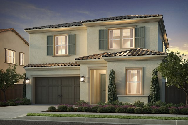 New Homes in Irvine, CA - Elevation 'C'