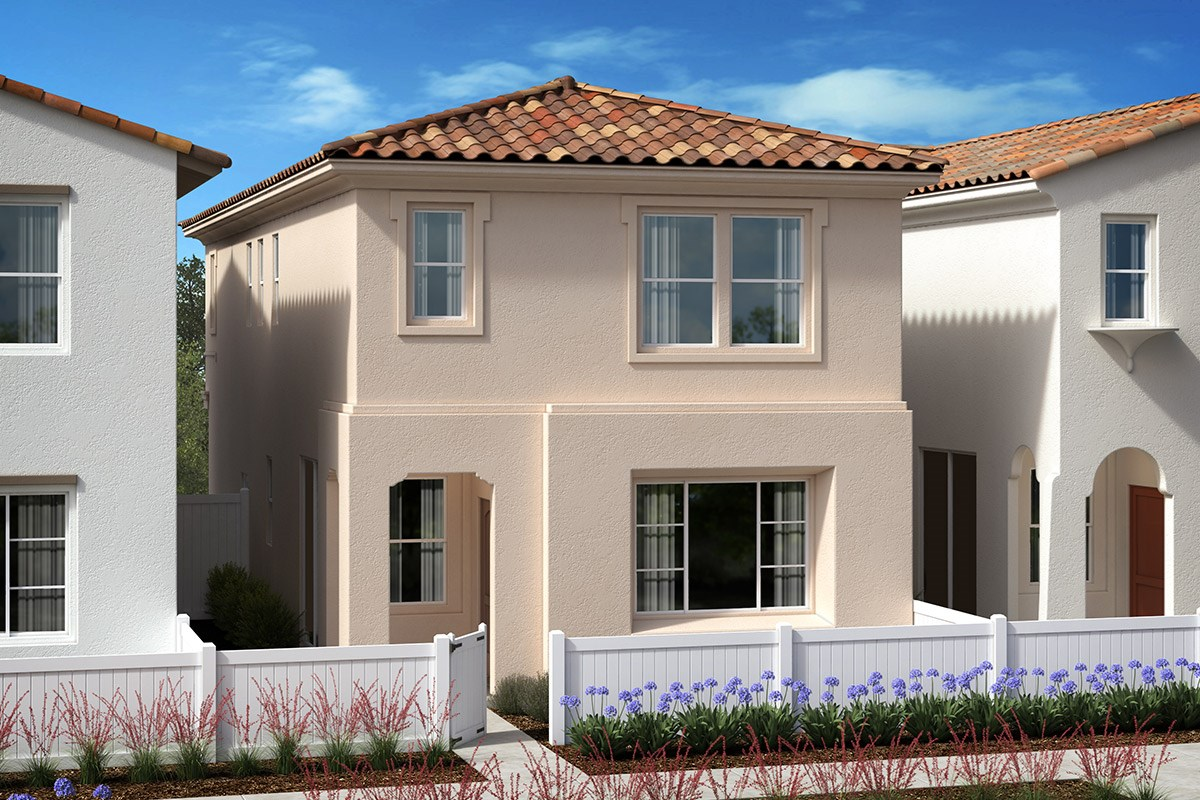 New Homes in Anaheim, CA - Euclid Place Residence 1 'C'