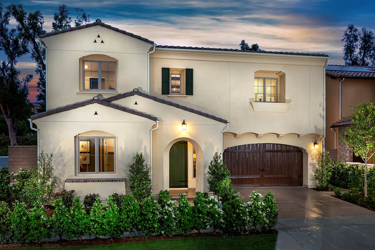 New Homes in Irvine, CA - Genoa at Orchard Hills Residence One
