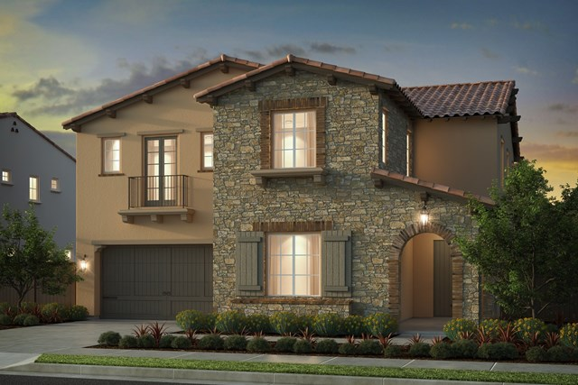 New Homes in Irvine, CA - Residence Two - Elevation B