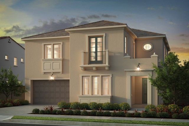 New Homes in Irvine, CA - Residence Two - Elevation C