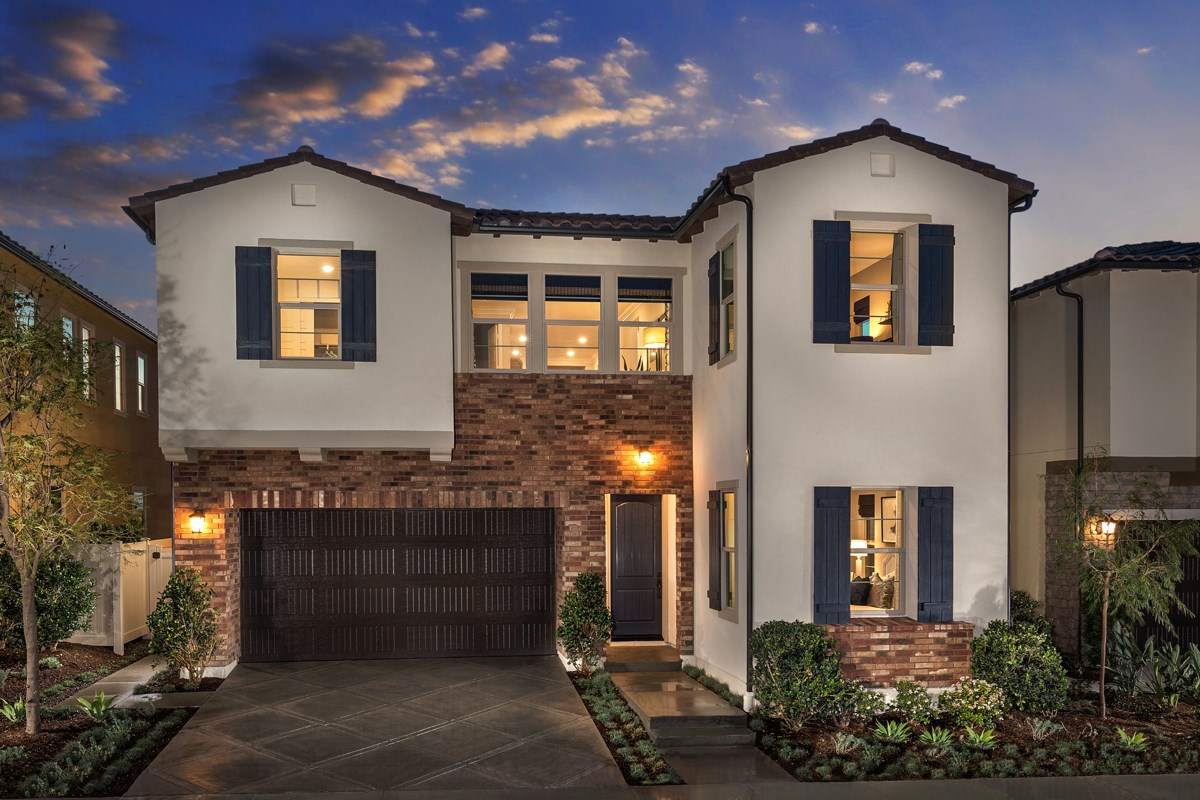 New Homes in Lake Forest, CA - Highmark at Ironridge Residence Two Exterior