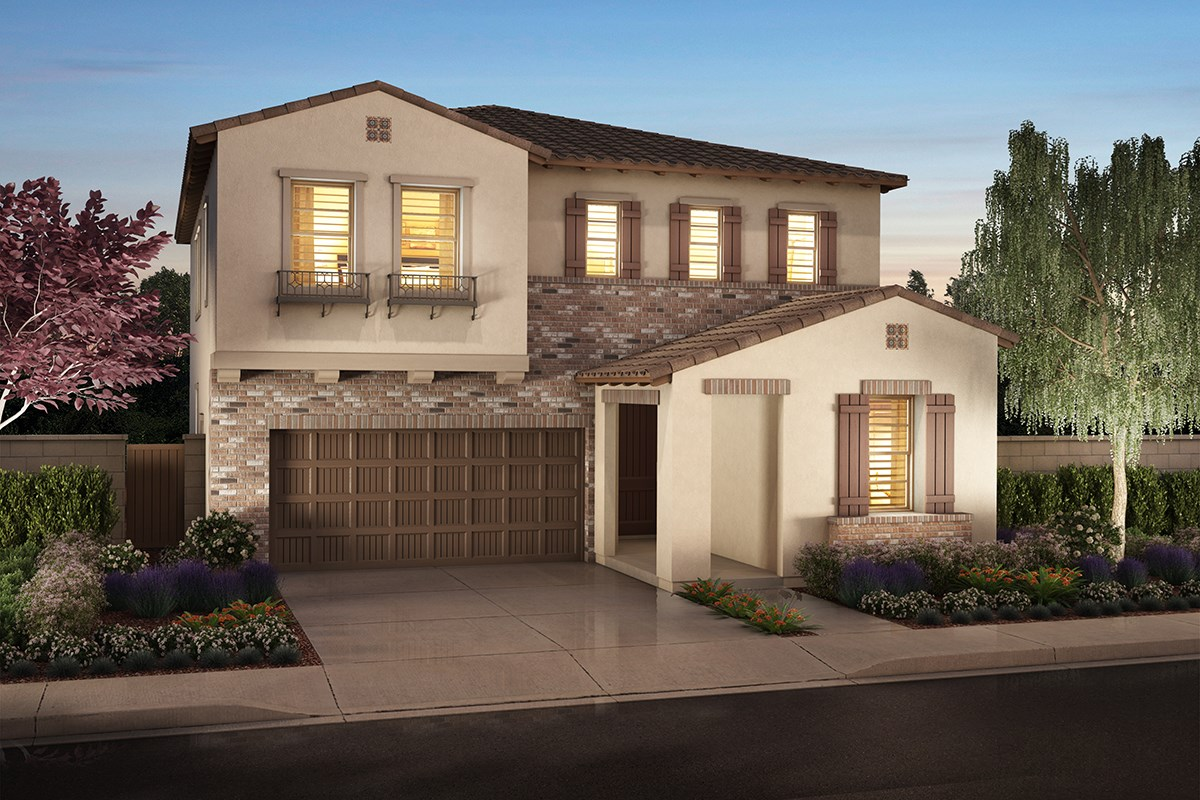 New Homes in Lake Forest, CA - Highmark at Ironridge Residence One A