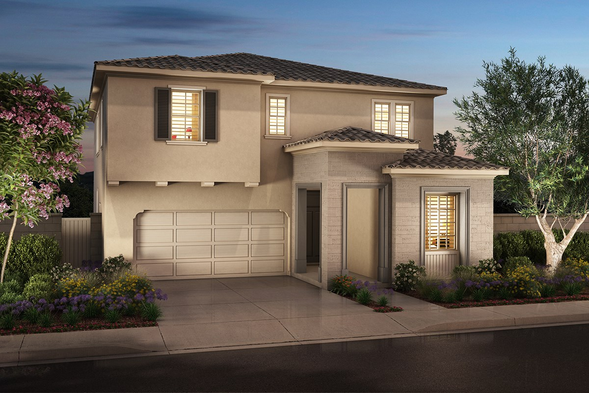 New Homes in Lake Forest, CA - Highmark at Ironridge Residence One B