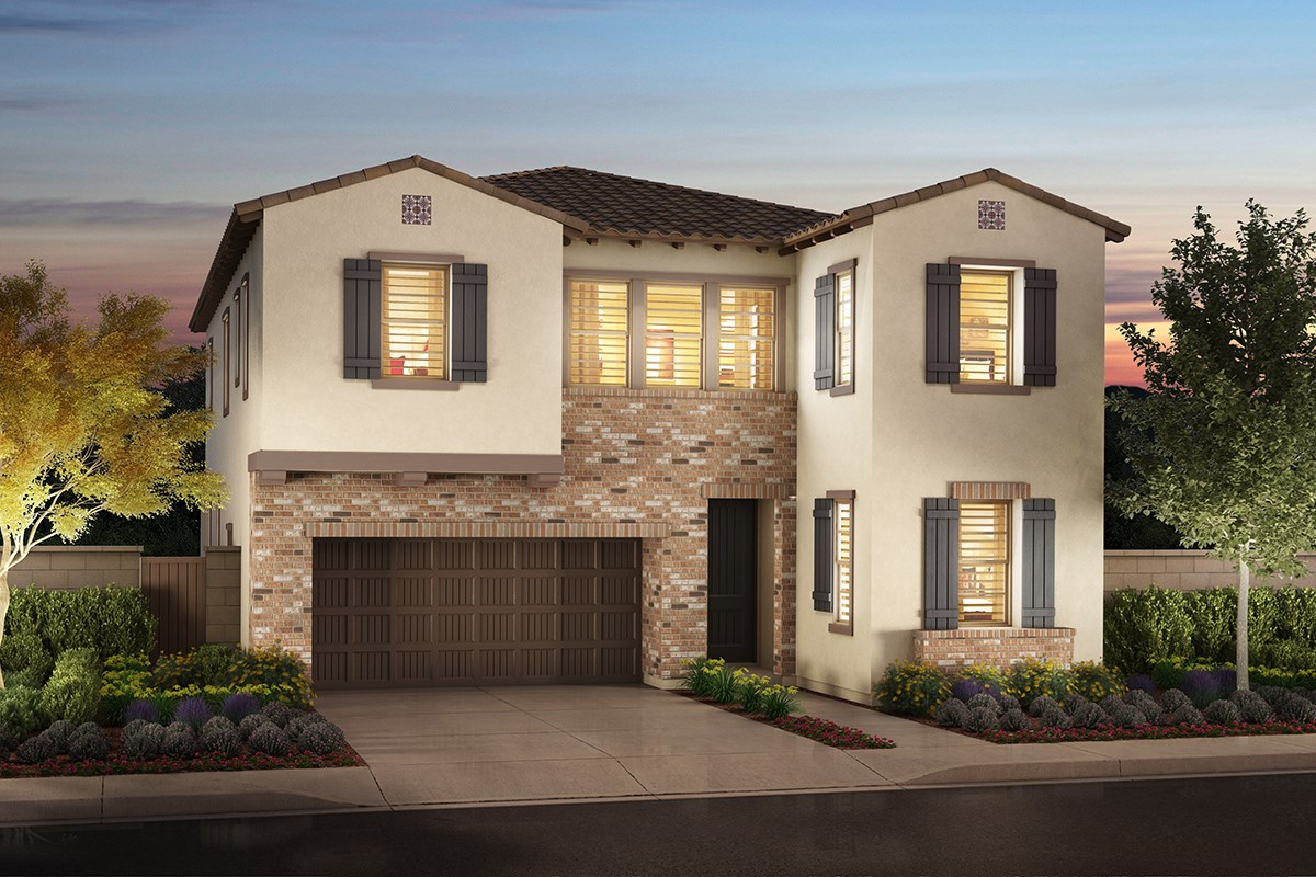 New Homes in Lake Forest, CA - Highmark at Ironridge Residence Two A