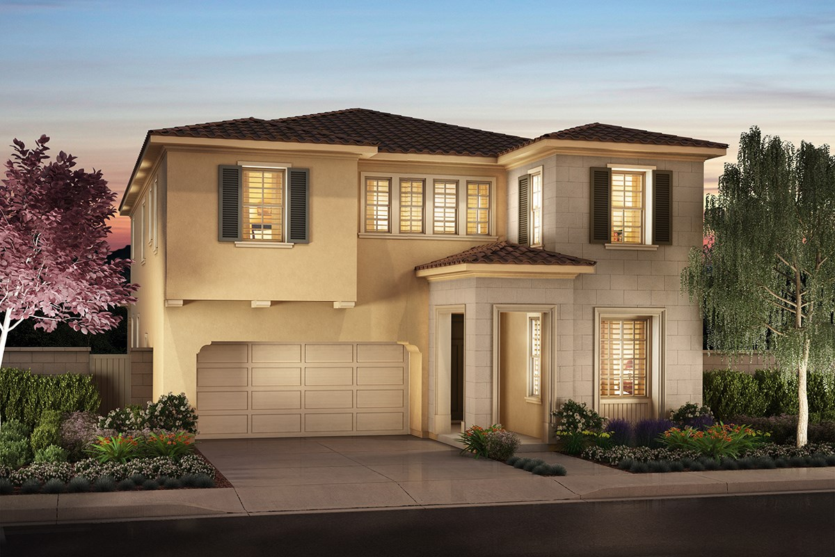 New Homes in Lake Forest, CA - Highmark at Ironridge Residence Two B