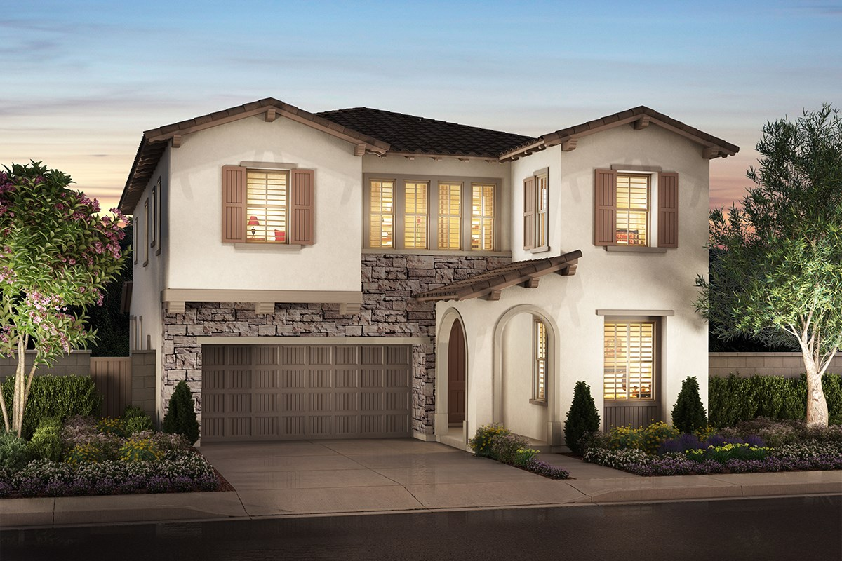 New Homes in Lake Forest, CA - Highmark at Ironridge Residence Two E