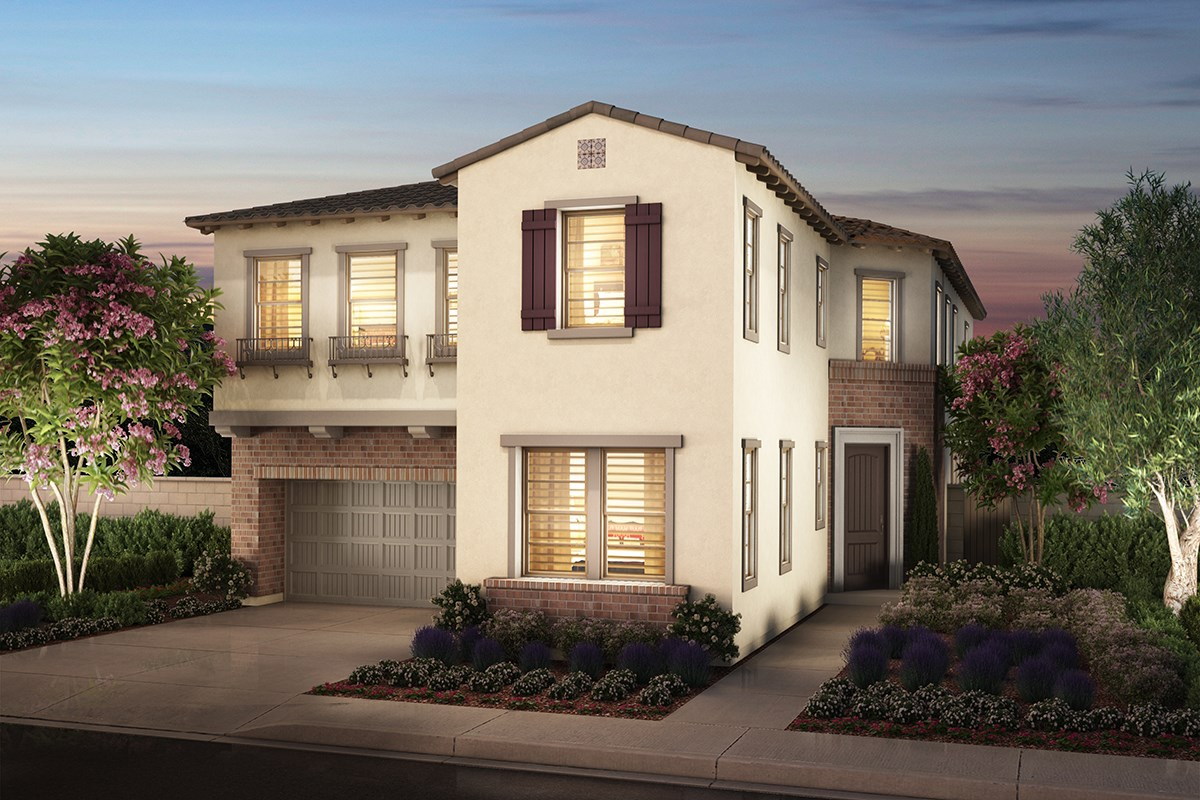 New Homes in Lake Forest, CA - Highmark at Ironridge Residence Three A