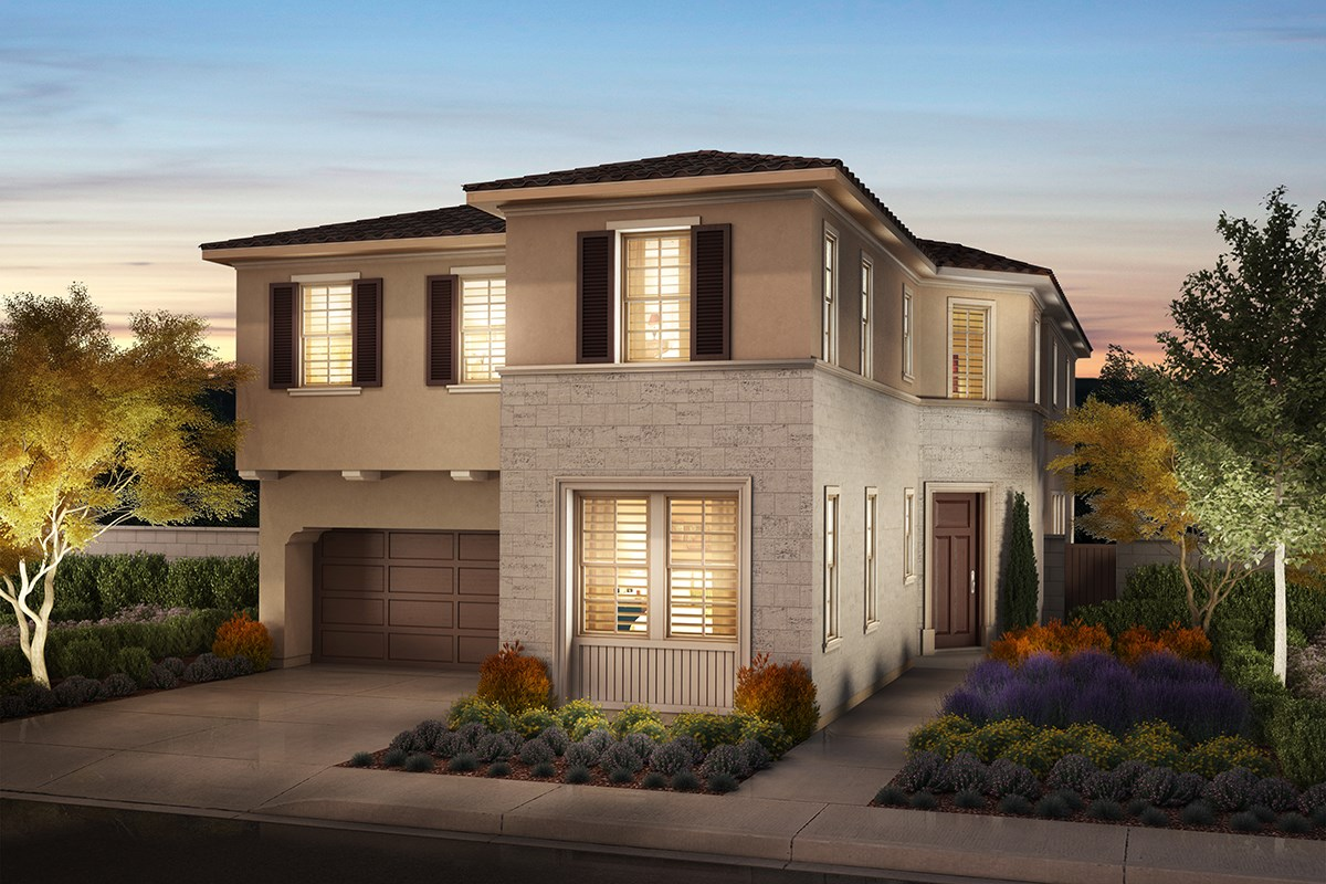 New Homes in Lake Forest, CA - Highmark at Ironridge Residence Three B