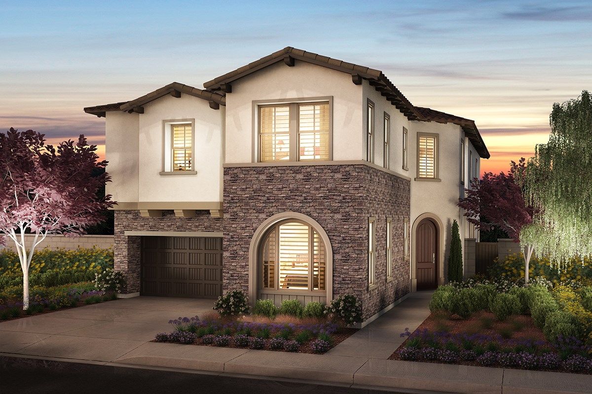 New Homes in Lake Forest, CA - Highmark at Ironridge Residence Three E
