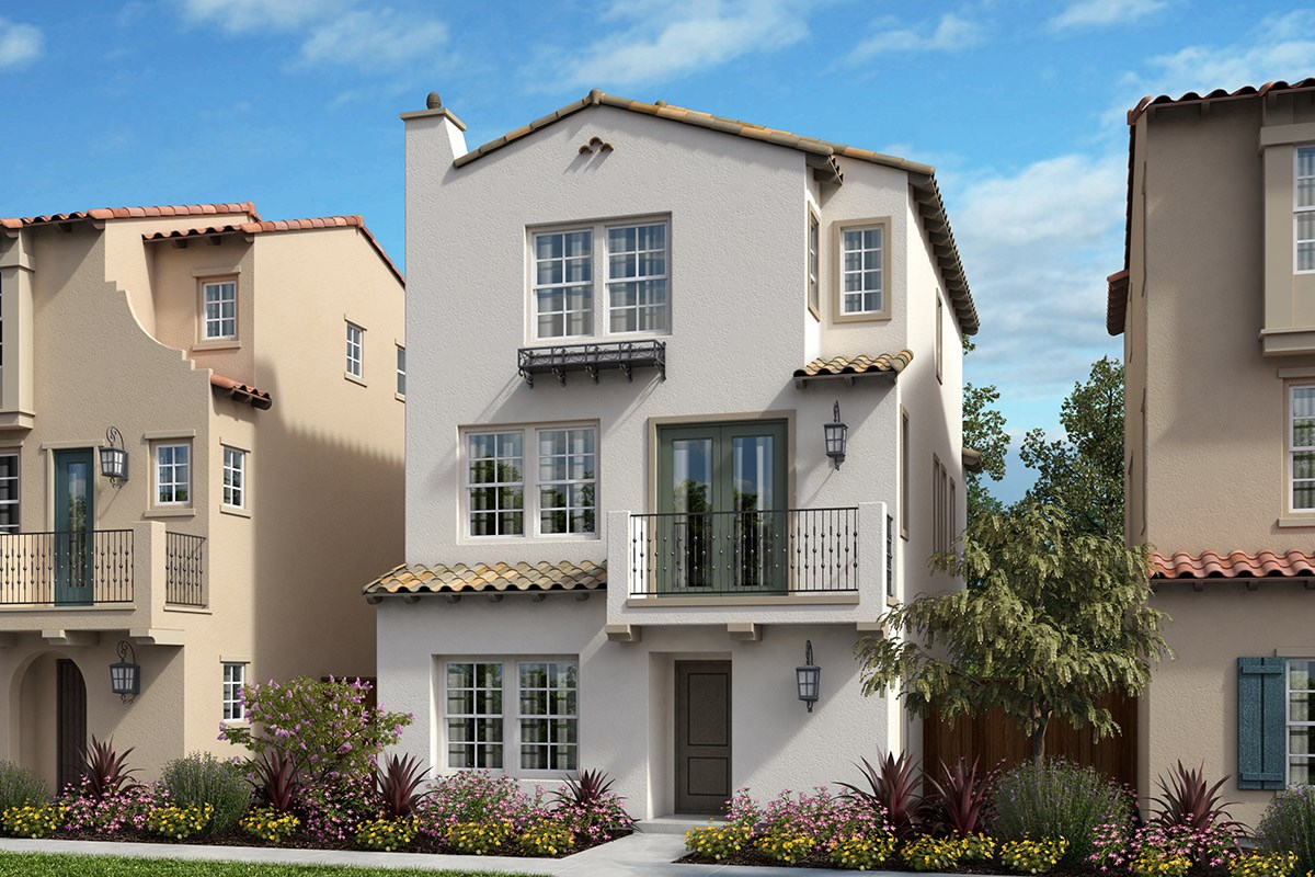 New Homes in Santa Ana, CA - Lotus Residence One