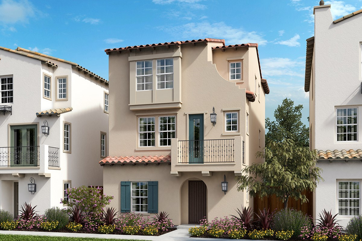 New Homes in Santa Ana, CA - Lotus Residence Two
