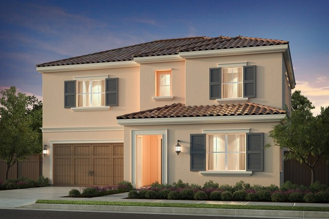 New Homes in Irvine, CA - Elevation C - Formal Spanish