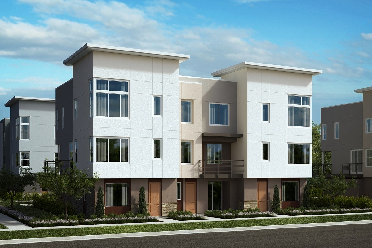 New Homes in Irvine, CA - Paseo Del Mar Building A