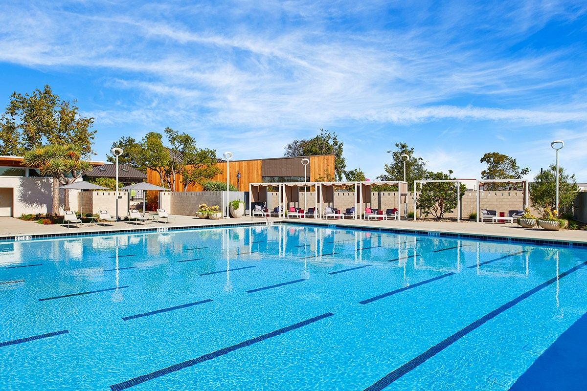 New Homes in Irvine, CA - Prado at Cadence Park Cadence Park Pool