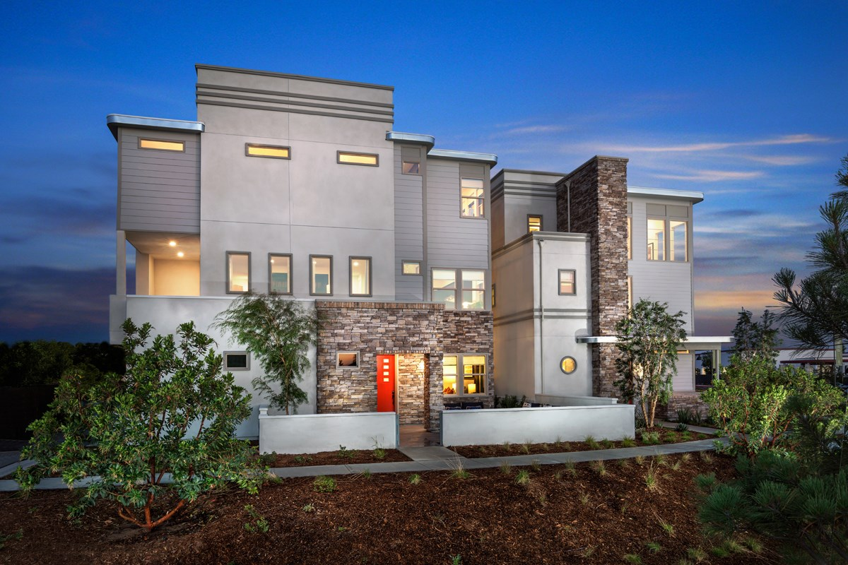 New Homes in Irvine, CA - Prado at Cadence Park Residence One