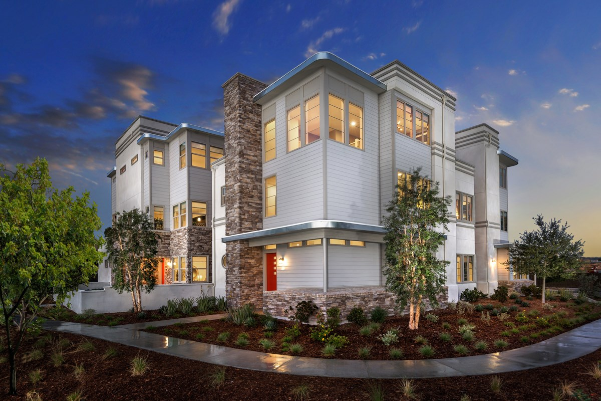 New Homes in Irvine, CA - Prado at Cadence Park Residence Two