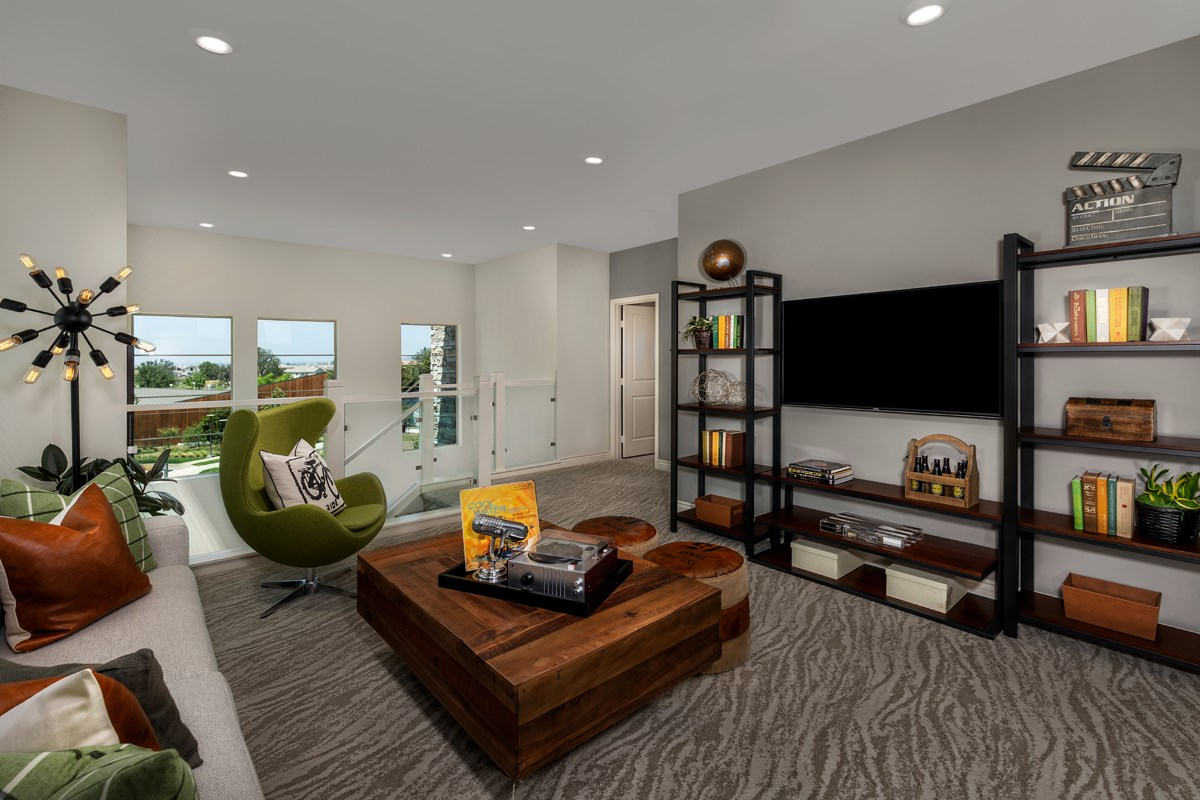 New Homes in Irvine, CA - Prado at Cadence Park Residence Two - Loft