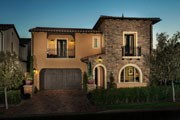 New Homes in Irvine, CA - Residence Three Modeled