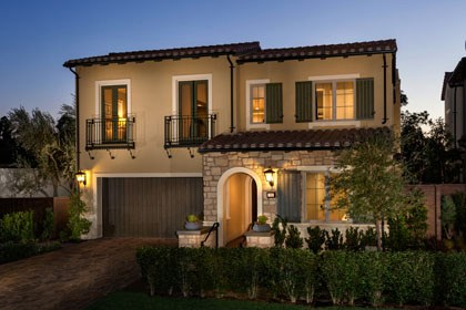 "New Homes in Irvine, CA - Provence ""B"""