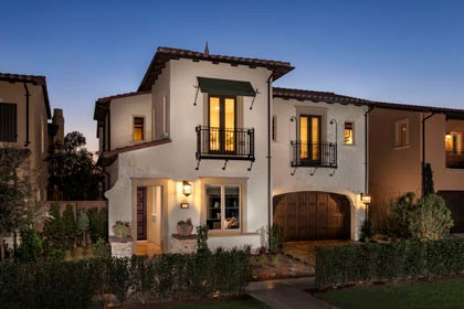 "New Homes in Irvine, CA - Formal Spanish ""A"""