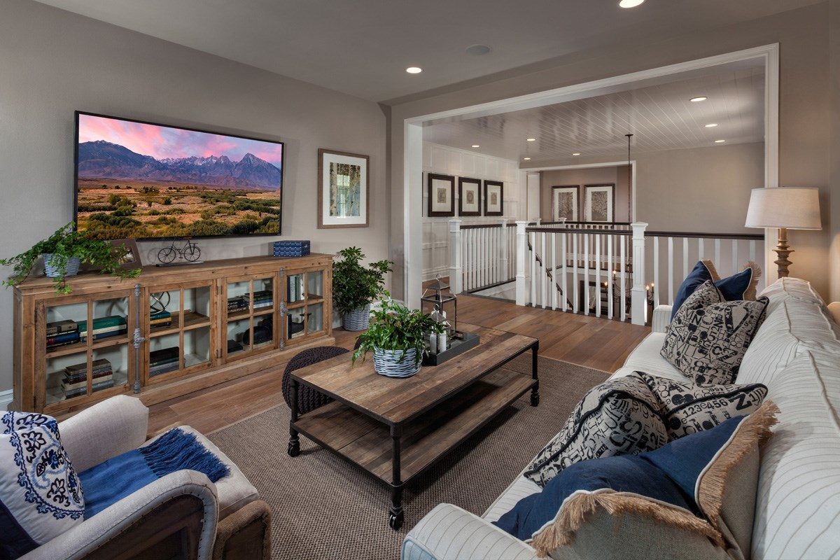 New Homes in Irvine, CA - Vicenza at Orchard Hills Residence One - Bonus Room