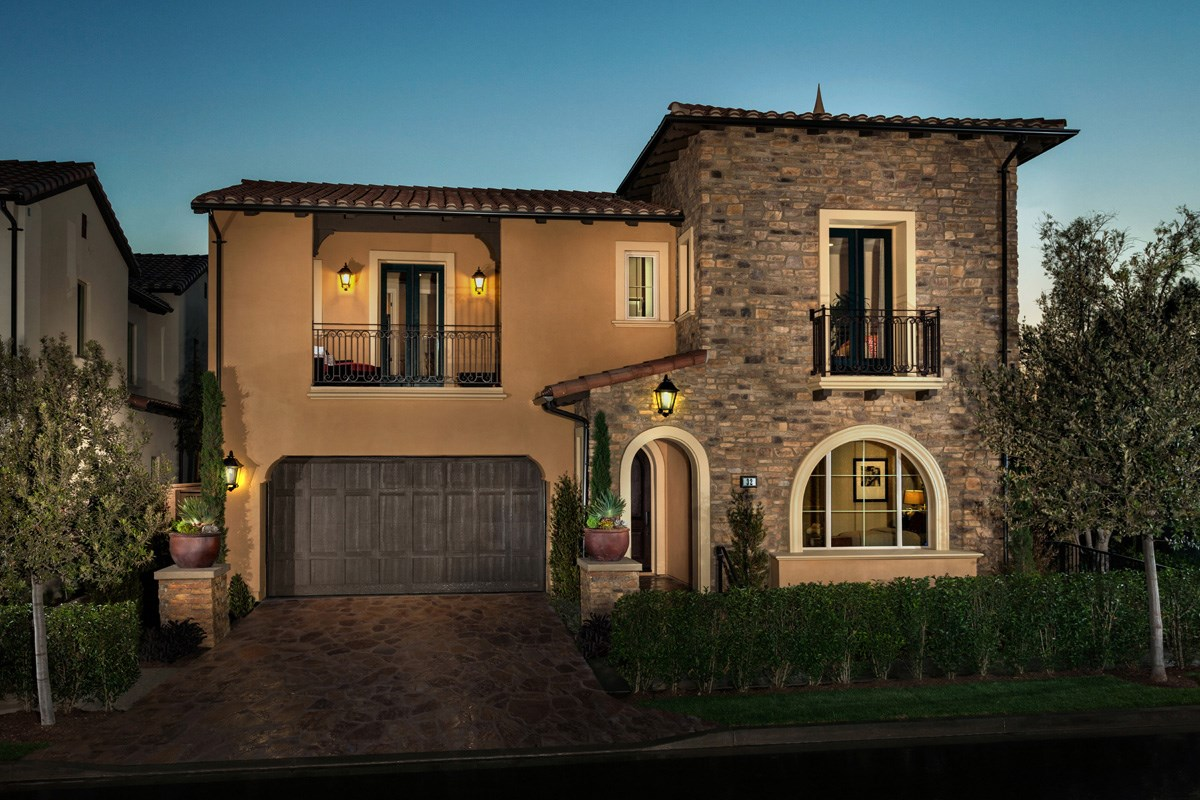 New Homes in Irvine, CA - Vicenza at Orchard Hills Residence Three