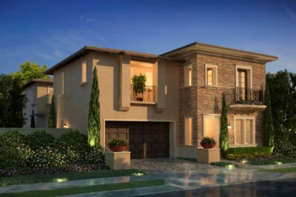 "New Homes in Irvine, CA - Northern Italian ""D"""