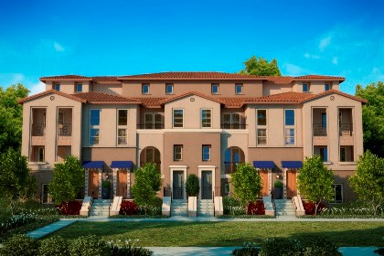 New Homes in Irvine, CA