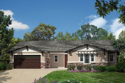 "New Homes in Murrieta, CA - Craftsman ""B"""