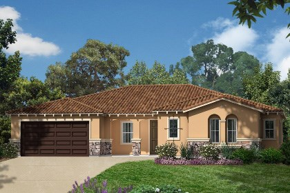 "New Homes in Murrieta, CA - Tuscan ""D"""