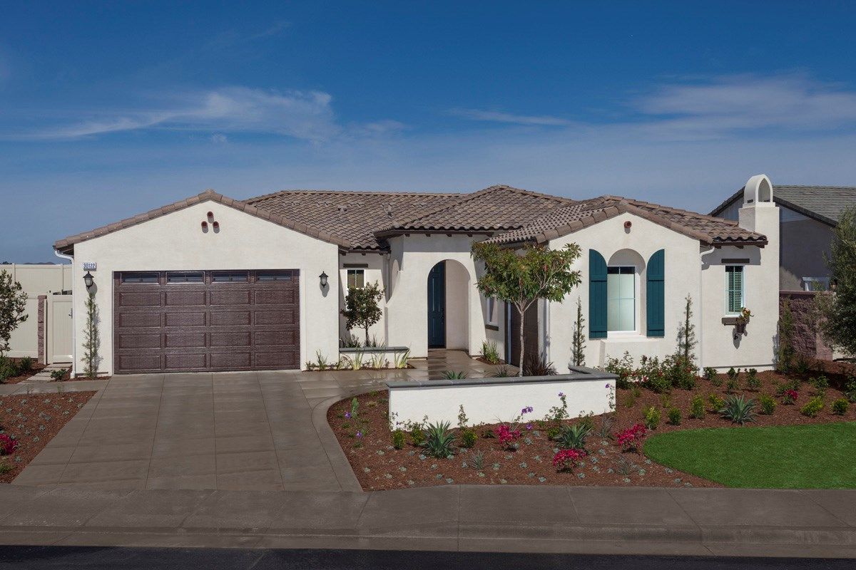 New Homes in Murrieta, CA - Acacia at Mahogany Hills Residence One