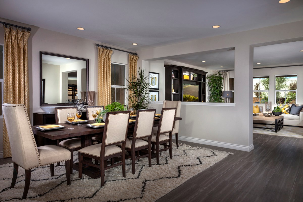 New Homes in Murrieta, CA - Acacia at Mahogany Hills Residence Three Flex