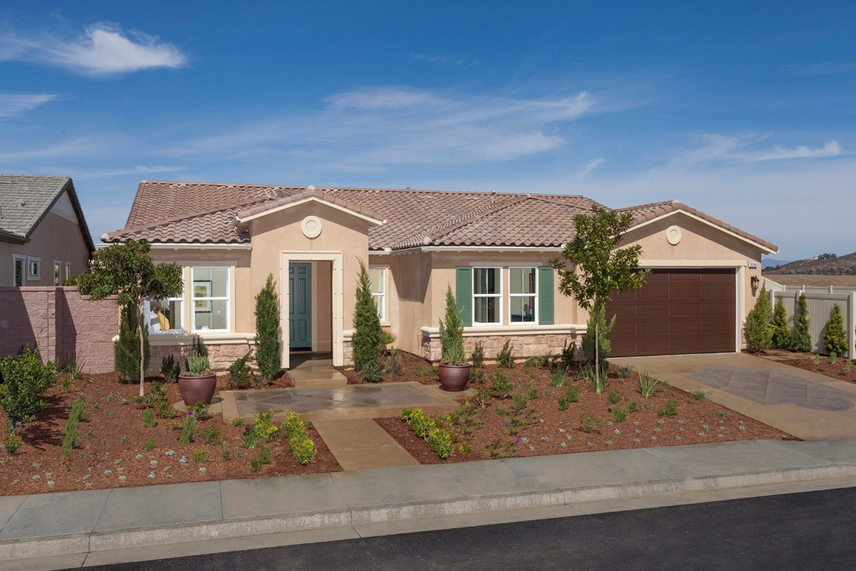 New Homes in Murrieta, CA - Acacia at Mahogany Hills Residence Three