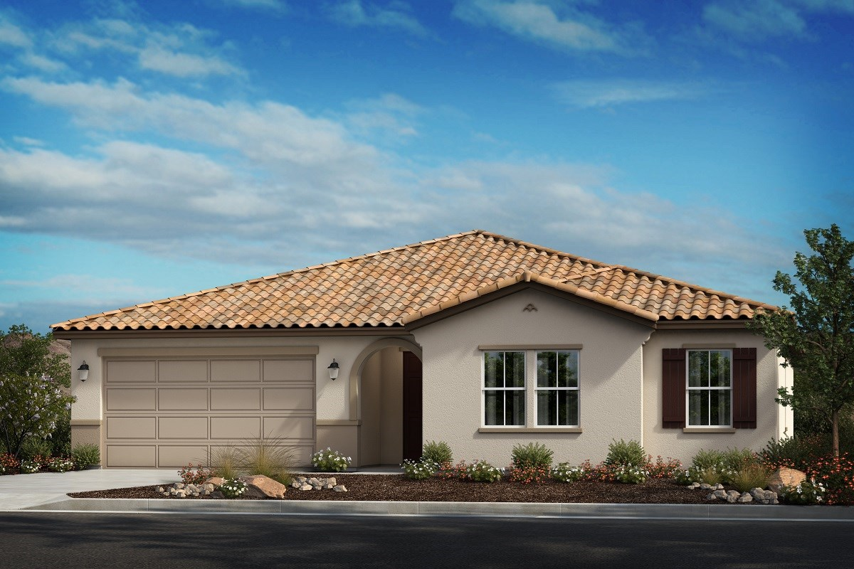 New Homes in French Valley, CA - Alure Residence One - Spanish 'A'