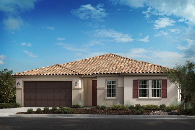 New Homes in French Valley, CA - Formal Spanish 'C'