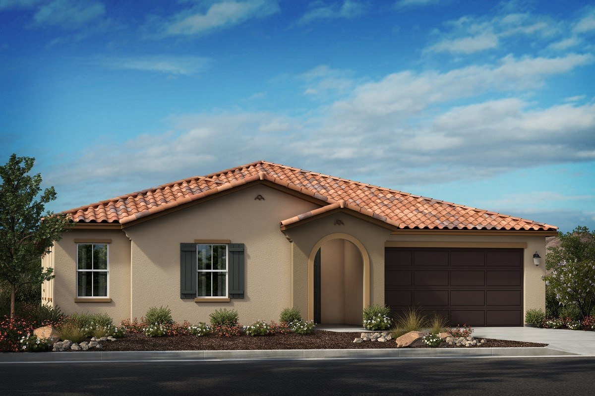 New Homes in French Valley, CA - Alure Residence Two - Spanish 'A'