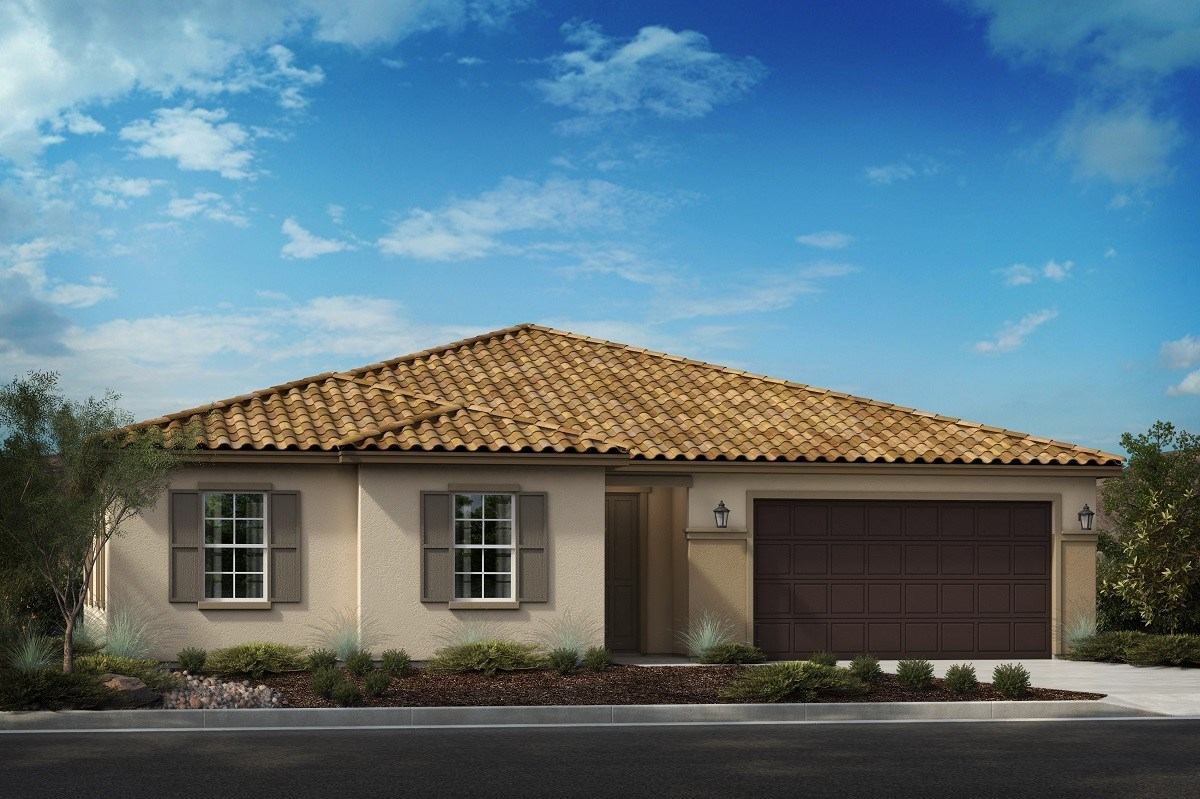 New Homes in French Valley, CA - Alure Residence Two - Formal Spanish 'C'