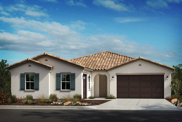 New Homes in Winchester , CA - Spanish 'A' 3-car garage