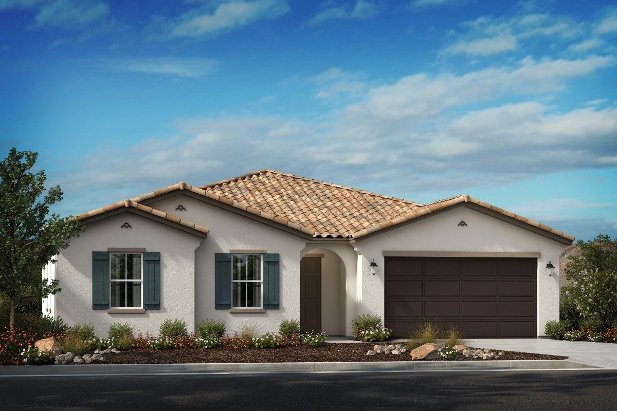 New Homes in French Valley, CA - Alure Residence Three - Spanish 'A'