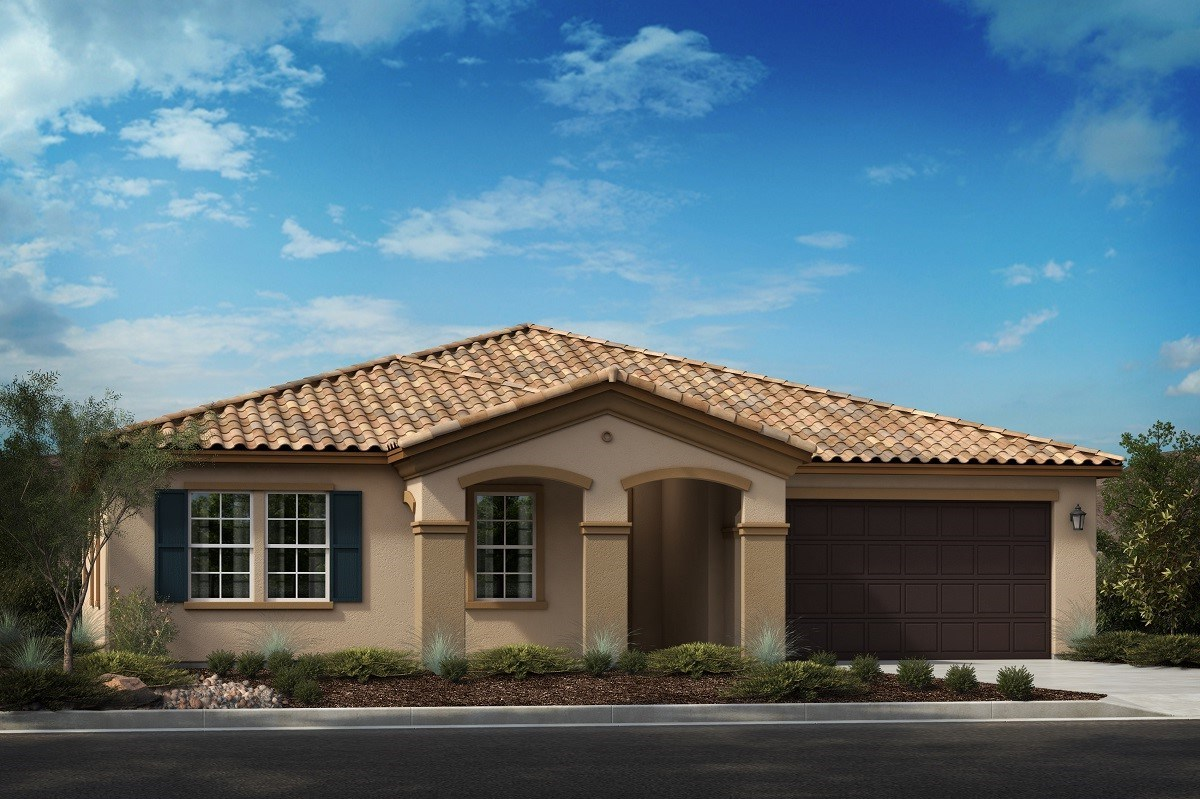 New Homes in French Valley, CA - Alure Residence Three - Formal Spanish 'C'