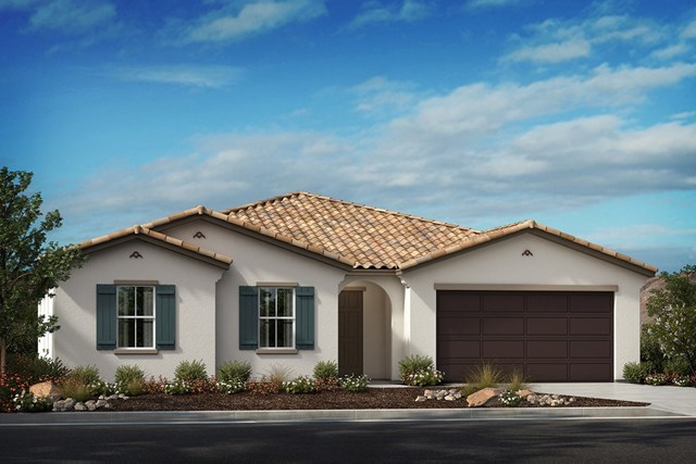 New Homes in Winchester , CA - Spanish 'A'