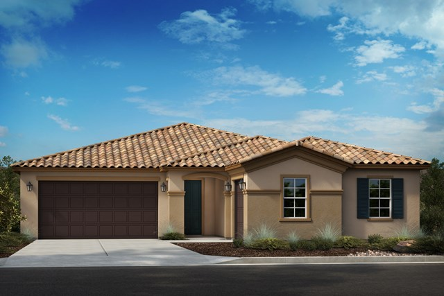 New Homes in Winchester , CA - Formal Spanish 'C' 3-car garage