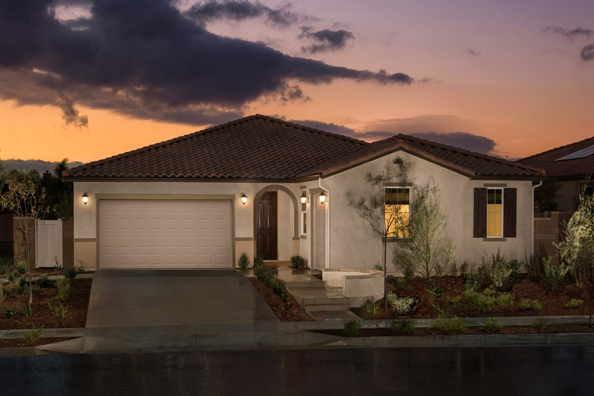 New Homes in French Valley, CA - Alure Residence One