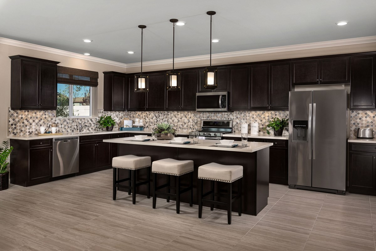 New Homes in French Valley, CA - Alure Residence One - Kitchen